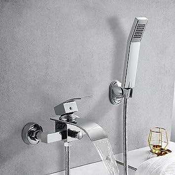 grifo de bañera cascada 1