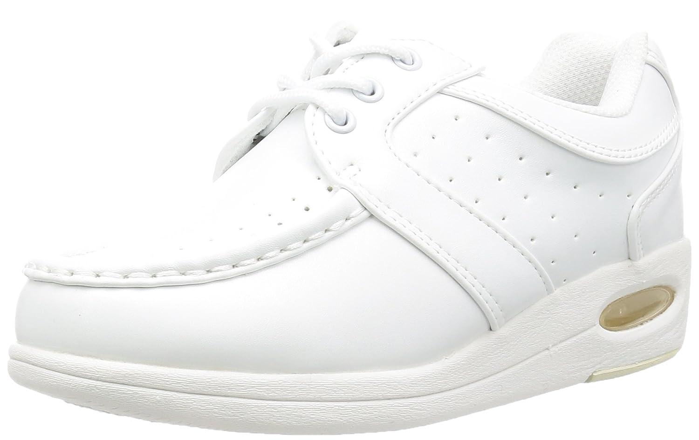 [マリアンヌ] ナースシューズ No.3800E B01HYXB0GS 21.5 cm|ホワイト ホワイト 21.5 cm