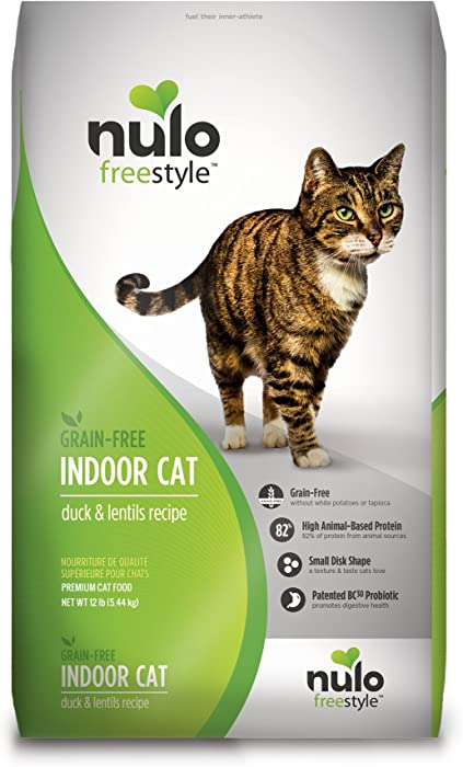 The Best Cat Food Nuvo