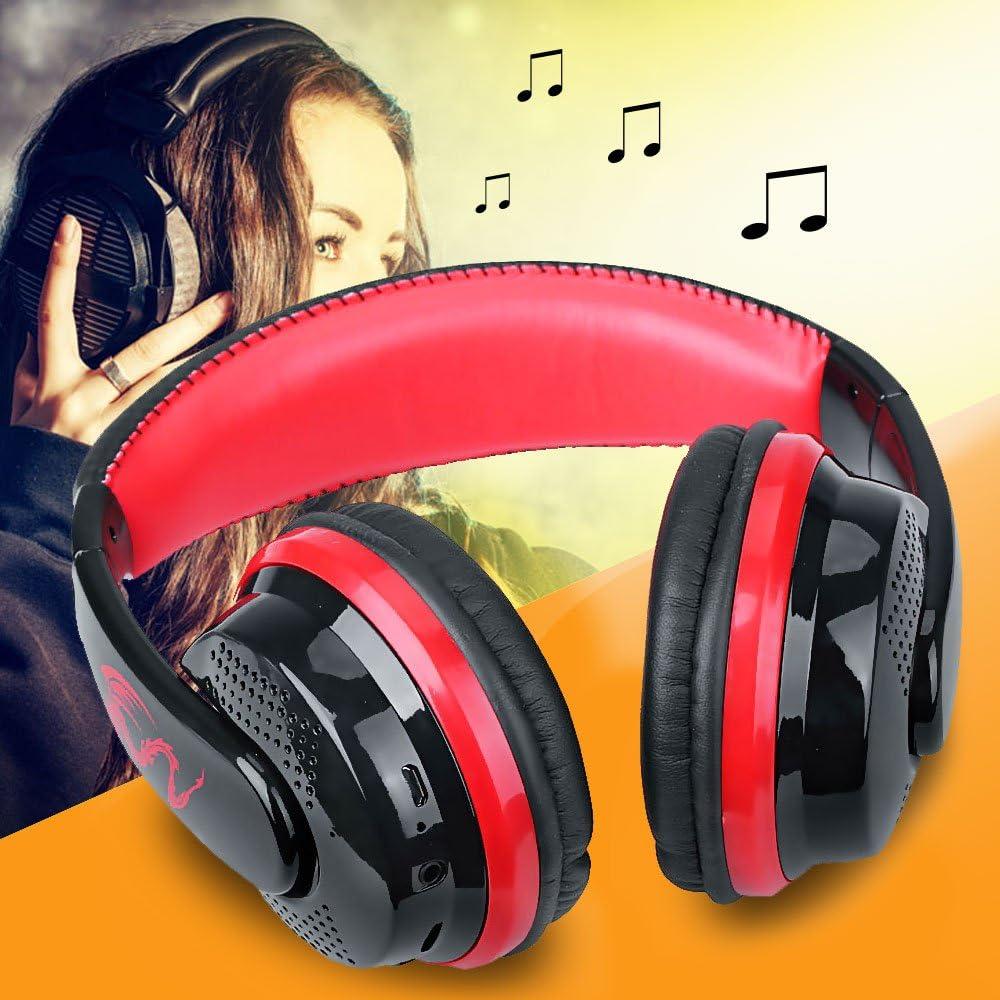 MX666 Bluetooth stereo headphones
