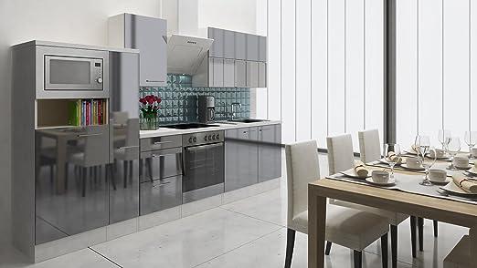 respekta Premium Instalación de Cocina Cocina 310 cm ...