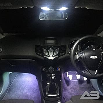 Interior LED Bombillas de coche Full Upgrade Set: Amazon.es: Coche y moto
