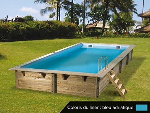Piscina Linéa 350 x 650: Amazon.es: Jardín