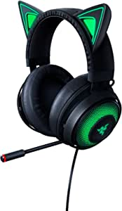 Razer Rz.au.kr.09rt Headset Razer Kraken Kitty Chroma Black Edition, Preto - Windows