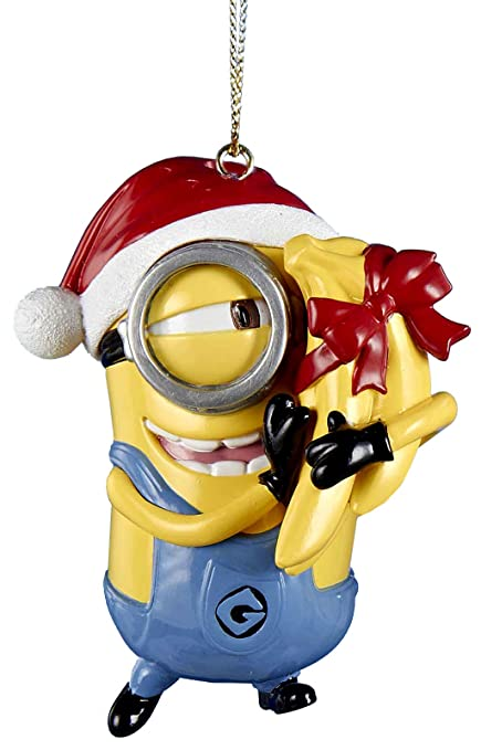 dave minion christmas ornament 1de1142a