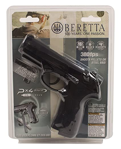 Beretta PX4 Storm Blowback  177 Caliber Pellet or BB Gun Air Pistol,  Beretta PX4 Storm Air Gun