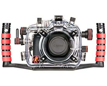 Amazon.com : Ikelite 6870.70 Underwater Camera Housing for Canon ...