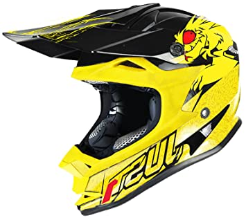 Just1 Casco MX ABS/Just 1 J32 Chupacabra