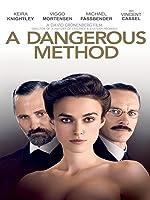 cast of a dangerous method