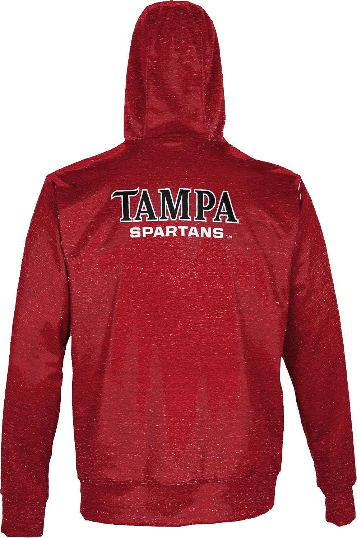 Heathered ProSphere University of Tampa Mens Fullzip Hoodie