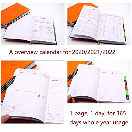 Amazon.com: Harphia 2020 - Agenda anual académica de 365 ...