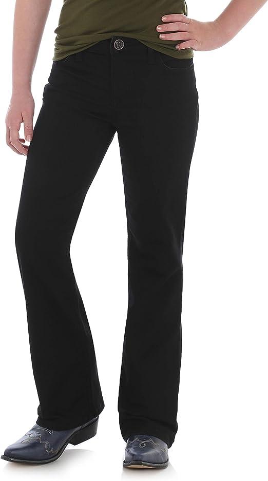 Wrangler Girls/' Western Boot Cut Jean