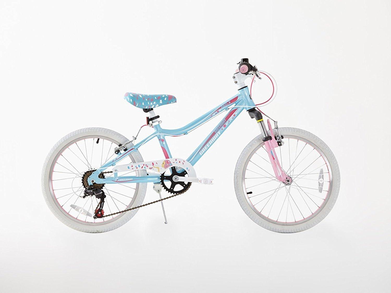Bicicleta de aluminio Greenway, con cambios Shimano, para niñas de ...