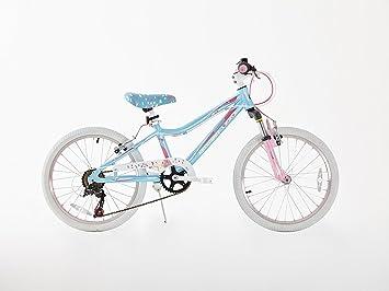 48efd69db60 Greenway Girls 20 Inch Alloy Mountain Bike With Shimano Gears- 6-10 Years