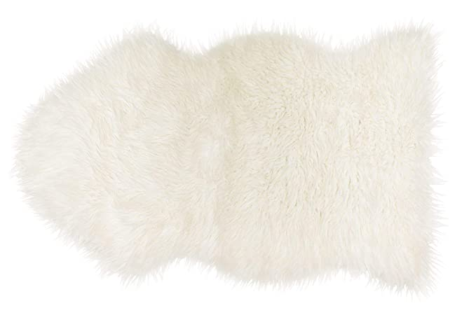 Amazon.com: Tapete Tejn IKEA de piel de oveja sinté ...