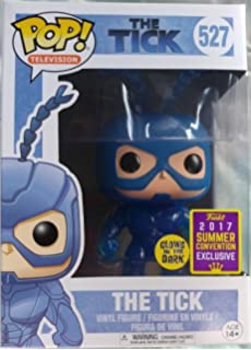 STICKER REPLACEMENT SDCC 2017 LIMITED EDITION FUNKO POP