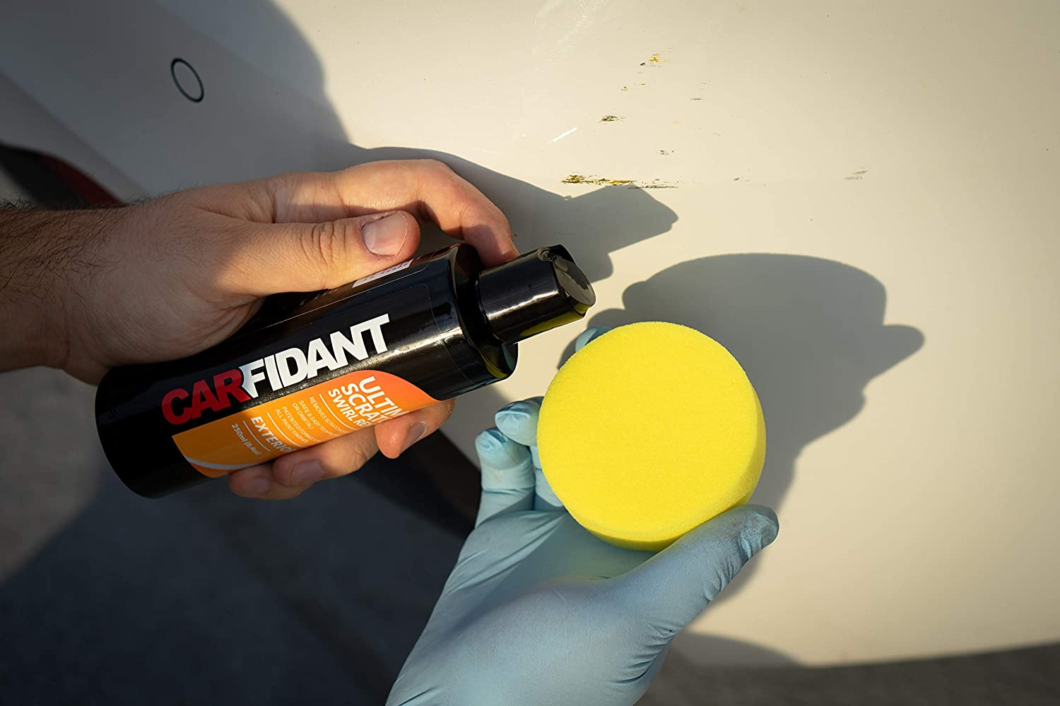 Carfidant Scratch and Swirl Remover Ultimate Car Scratch Remover