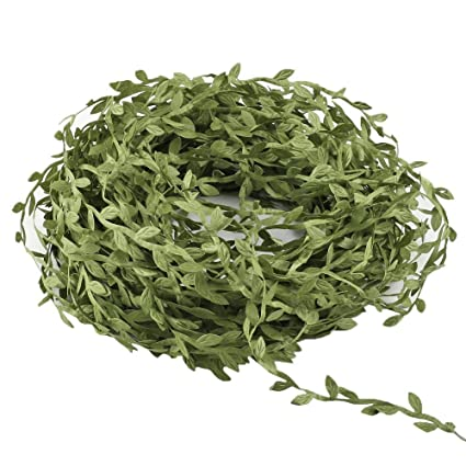amazon com eucalyptus garland artificial vines with leaves 132 ft