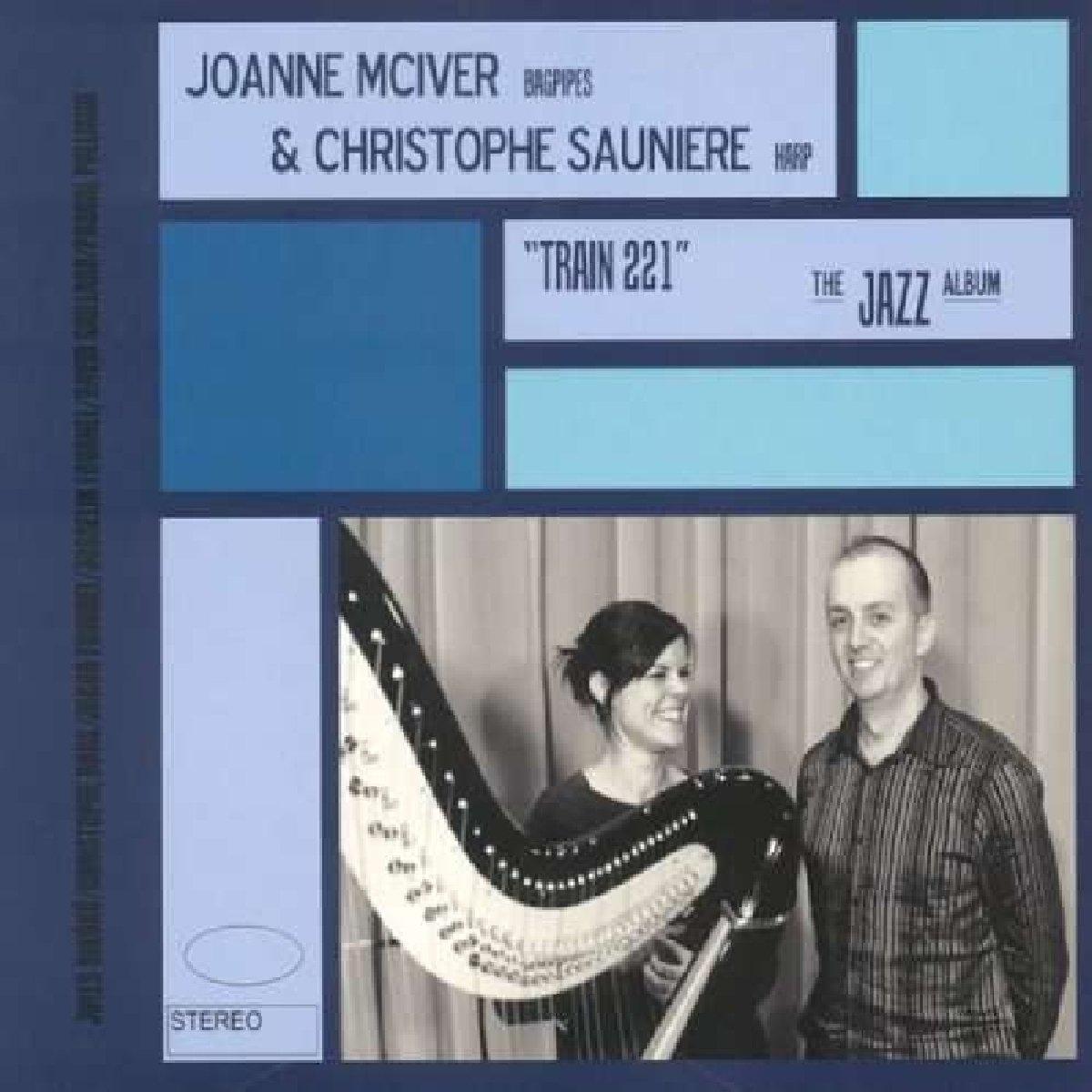 CD : Joanne McIver - Train 221: The Jazz Album (Digipack Packaging)