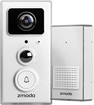 sale usa online promo codes 100% authentic Zmodo SD-H2101 Smart Video Doorbell, White