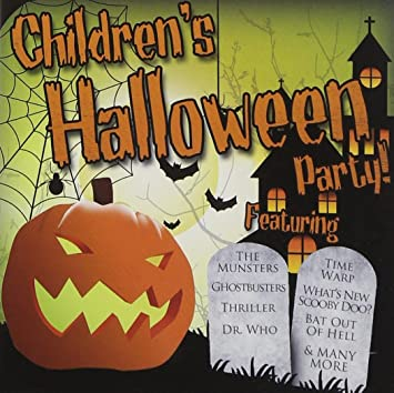 Children\'s Halloween Party - Kids Halloween Party Music: Amazon.co ...