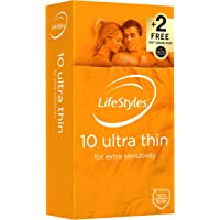 LifeStyles LifeStyles Ultra Thin Condoms 10pk,