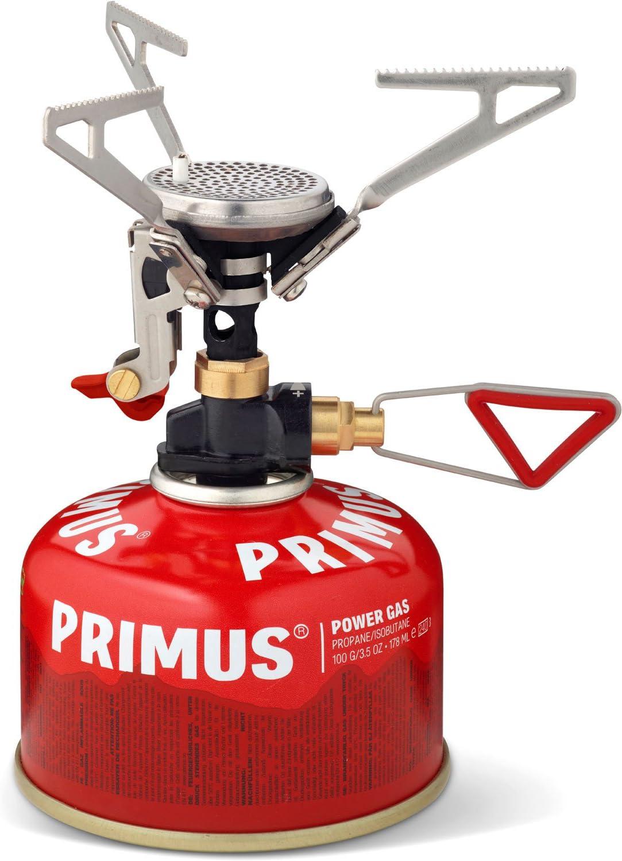 Relags Primus microntrail eléctrica, Plata, One Size: Amazon ...
