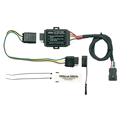 Hopkins 43875 Plug-In Simple Vehicle to Trailer Wiring Kit: Automotive