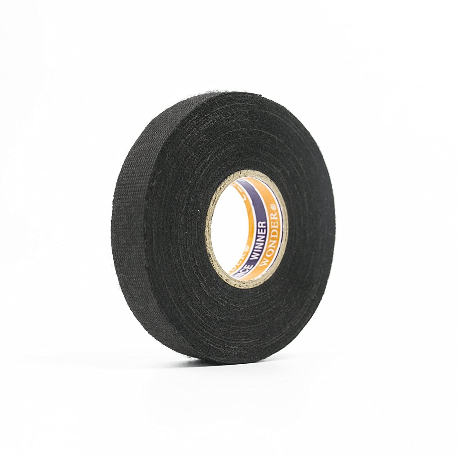 Amazon.com: Black Fuzzy Fleece Interior Wire Loom Harness Tape Car Wire  Harness Tape for Vw, Audi, Mercedes, BMW 19 Mm X 15 Meters(set of 2):  Office ...