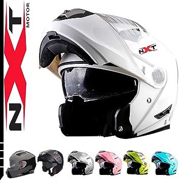 MXT Cascos de moto para la protección de la cabeza - Casco de cara completa -