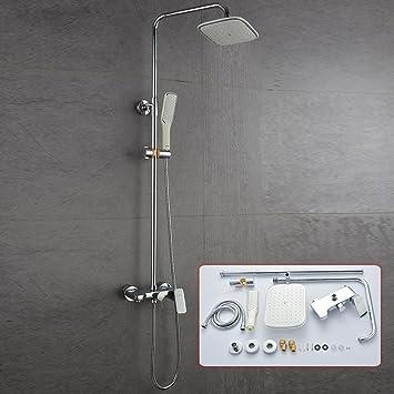 Cnbbgj Kupfer Spray Dusche Neue Dusche Regendusche Set Amazon De