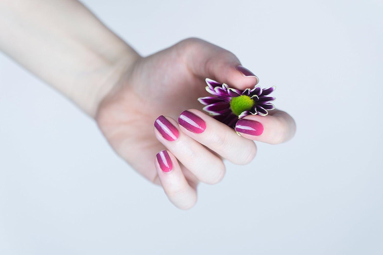 Miss Sophie\'s pink-farbverlauf Nagel-Folien Pink Ombre: Nagel-Design ...