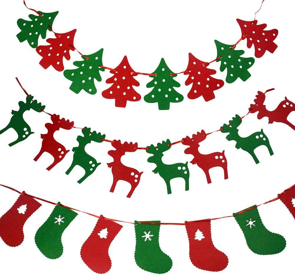 Home Decoration Fabric Festive Season Simply Christmas Fabric XMAS