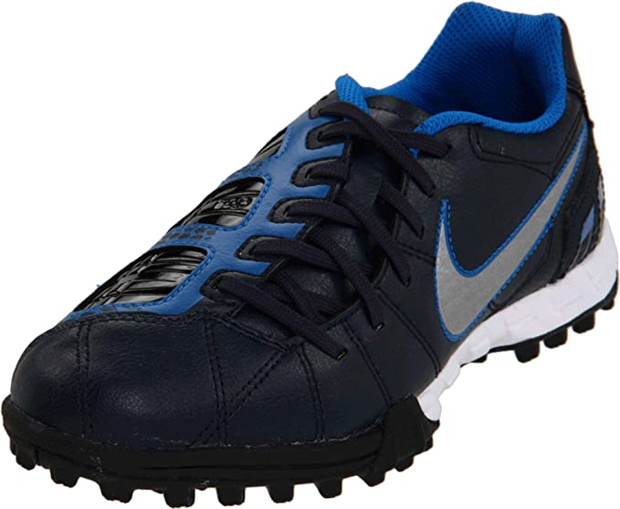 NIKE JR TOTAL 90 III TF Astro Turf Boys Kids Football Boots