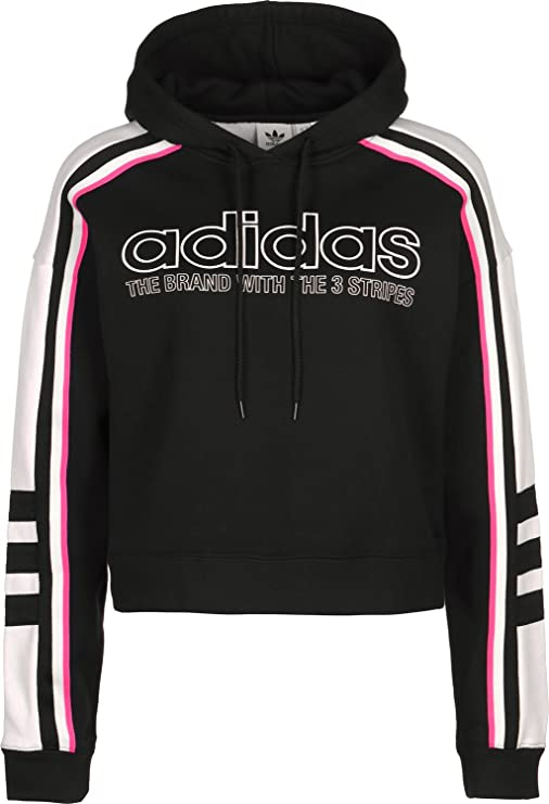 ADIDAS Damen Sweatshirt Hd Sweatjacke  Amazon.de  Sport   Freizeit 813144e9ea