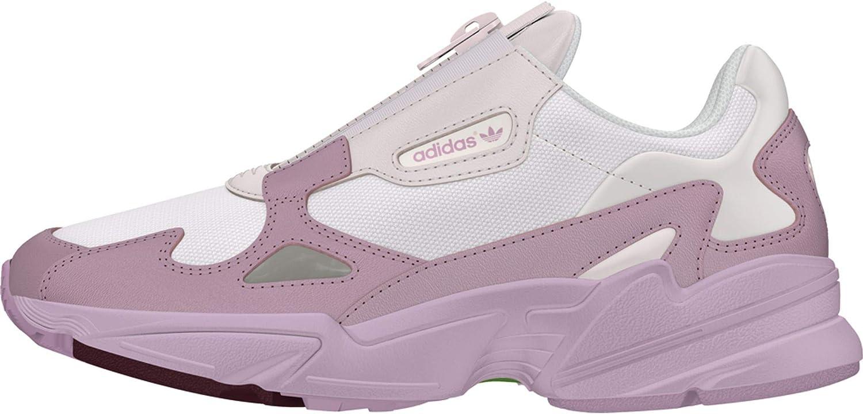 Shoes Women Adidas Falcon Zip W, Purple