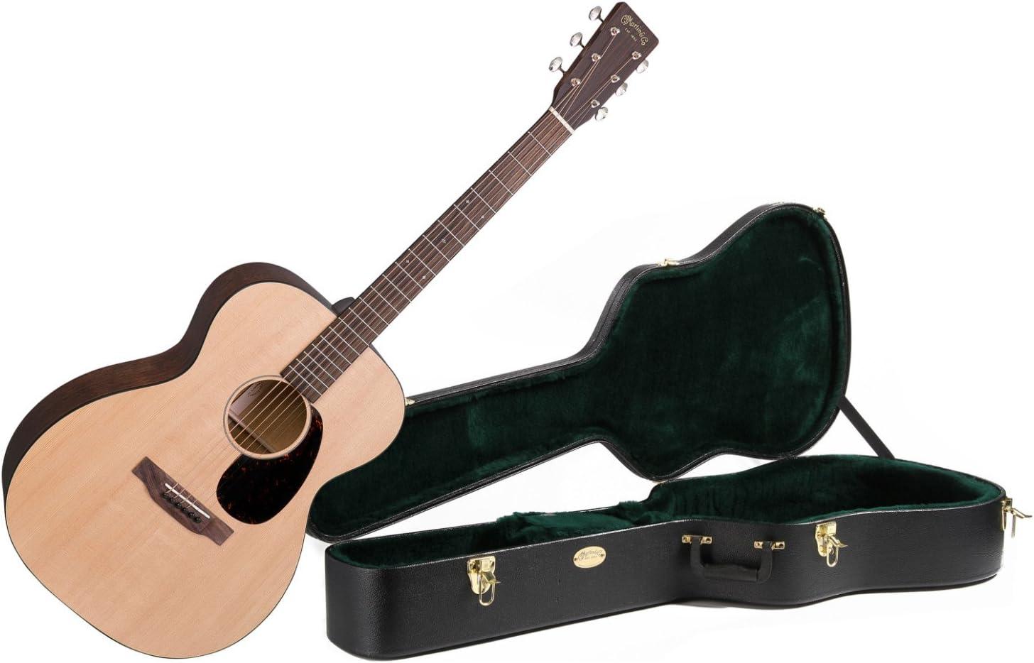 Martin 000 – 15 especial sólido Sitka Spruce Top Guitarra Acústica W/Carcasa Funda: Amazon.es: Instrumentos musicales