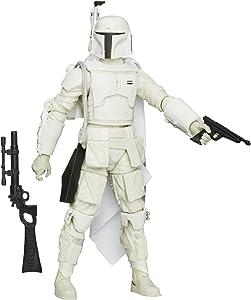 Dubblebla Star Wars The Black Series Boba Fett (Prototype Armor) 6' Figure by