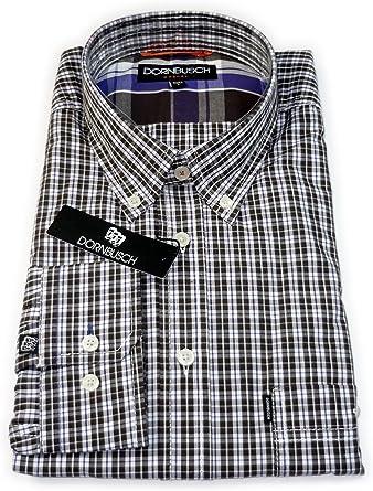 Dornbusch - Camisa formal - Manga Larga - para hombre Marrón ...