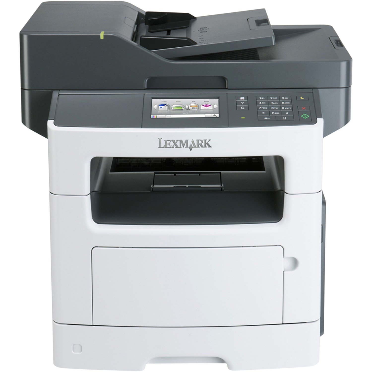 Amazon.com: Lexmark MX511de Monochrome All-In One Laser Printer, Scan,  Copy, Network Ready, Duplex Printing and Professional Features: Office  Products