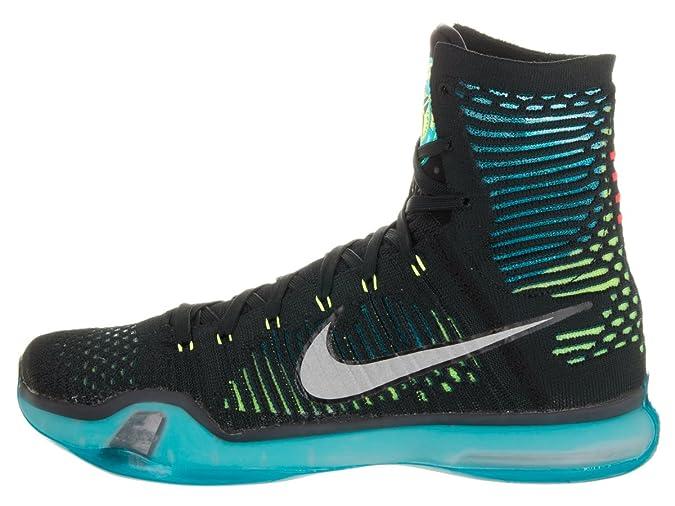 5ec26df6f81e ... latest fashion bc1fa 3be6e Amazon.com Nike Kobe X Elite Mens Basketball  Shoes Basketb ...