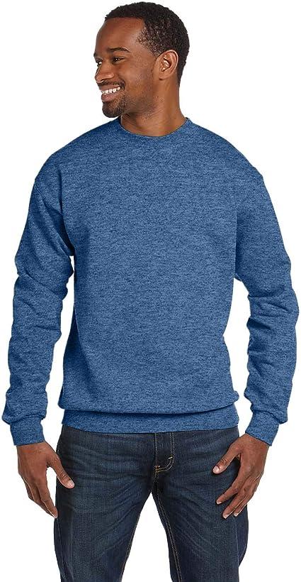Hanes Ecosmart Crewneck Sweatshirt P160 S-5XL