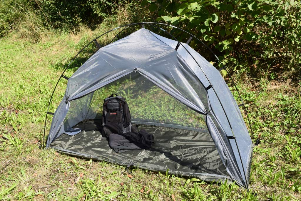 Brett Schneider zanzara tenda \ 'Expedition Natural \' – Tenda 2