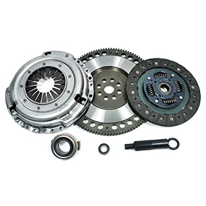 PPC PREMIUM CLUTCH KIT+CHROMOLY FLYWHEEL 91-99 3000GT VR4 STEALTH R/T