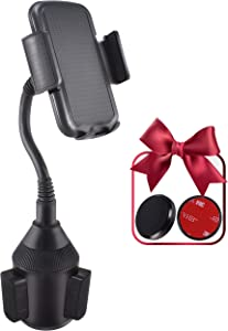 Sweepstakes: RANSA Cup Phone Holder for car Universal Adjustable Gooseneck…