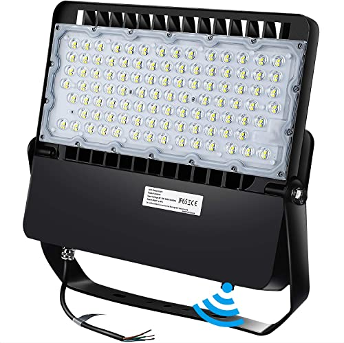 LEDMO 240W LED Stadium Light with Photocell, Dusk to Dwan Outdoor LED Flood Light 5000K Super Bright Daylight White