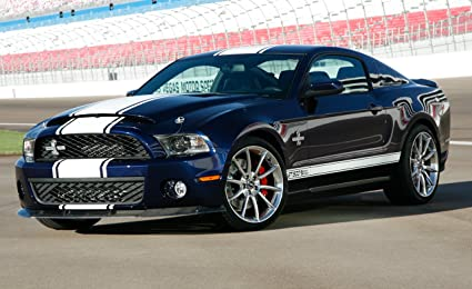 Amazoncom 11 X 14 Inch Puzzle 252 Pcs Ford Mustang Shelby
