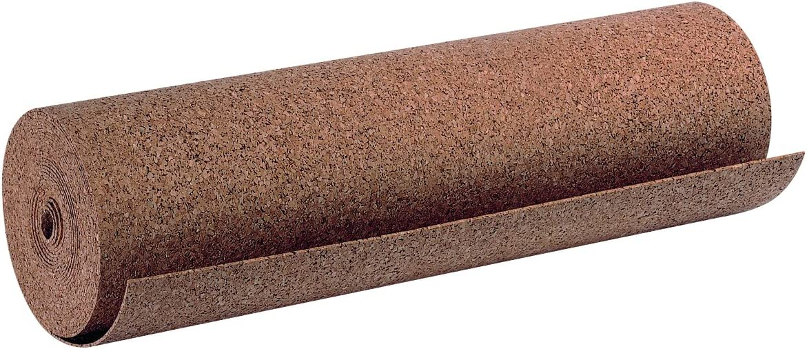 /épaisseur 2 mm 8 m x 0,5 m x 2 mm = 4 m2 Decosa Li/ège rouleau