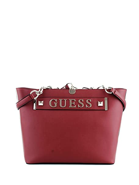 Guess Borse 2020 Autunno.Guess Luxury Fashion Donna Hwvg7442230 Rosso Borsa Shopping