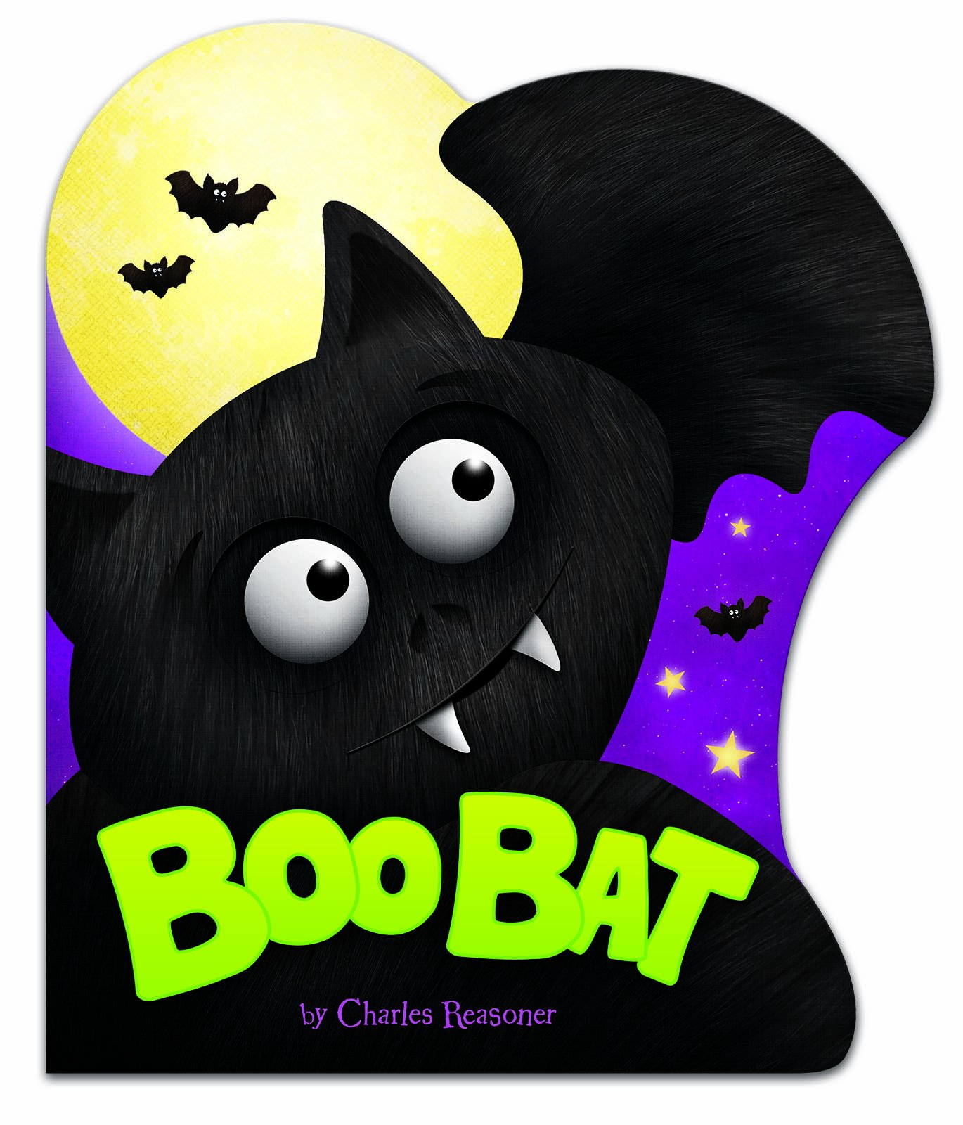 Boo Bat (Charles Reasoner Halloween Books)